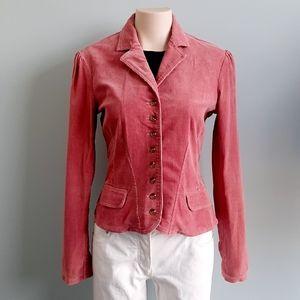 Ralph Lauren Polo corduroy pink jacket